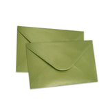 Pearlescent Envelopes C6 Pistachio, Pack 1000