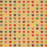 Sharing Hearts Multi Giftwrap Counter Roll