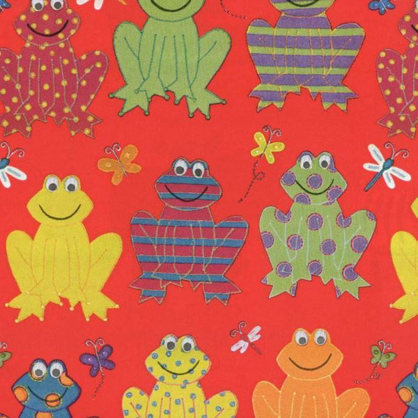 Friendly Frogs Novelty Counter Roll (250m x 50cm)