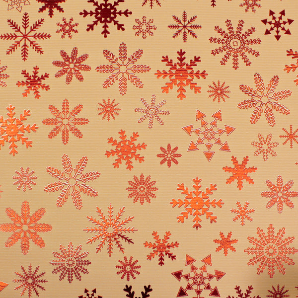 Eco-Snowflakes Counter Roll (100m x 50cm)
