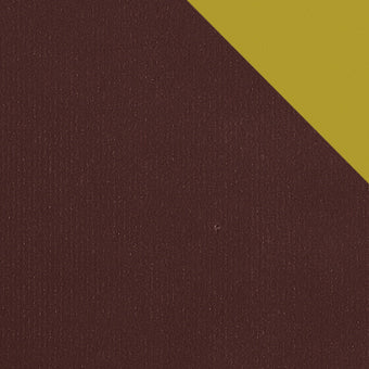 Kraft Colours Gift Wrap Sheets - Chocolate Brown/Gold Double-sided (250)