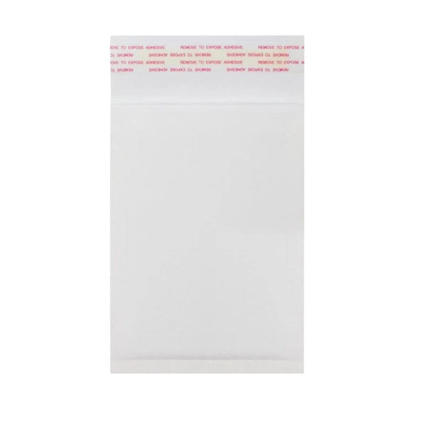 Eco-Recyclable White Corrugated Mailing Bags (6 sizes)