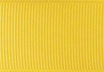 Daffodil Grosgrain Ribbon cut to 80CM (24 pieces)