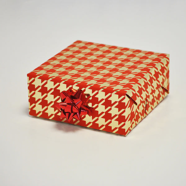 Dogtooth Red Counter Roll (250m x 30cm)