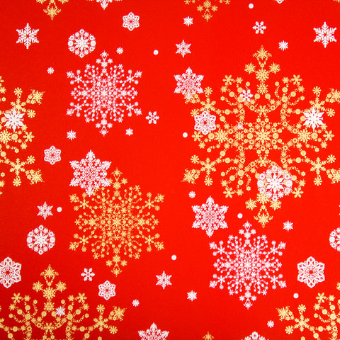 Gift Wrap Sheets - Imprint Red (Pack of 25 sheets)