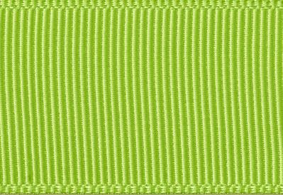 Jasmine Green Citrus Grosgrain Ribbon cut to 80CM (24 pieces)