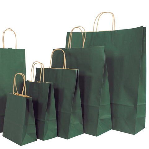 Kraft Bags from Kraft Colours range - British Racing Green