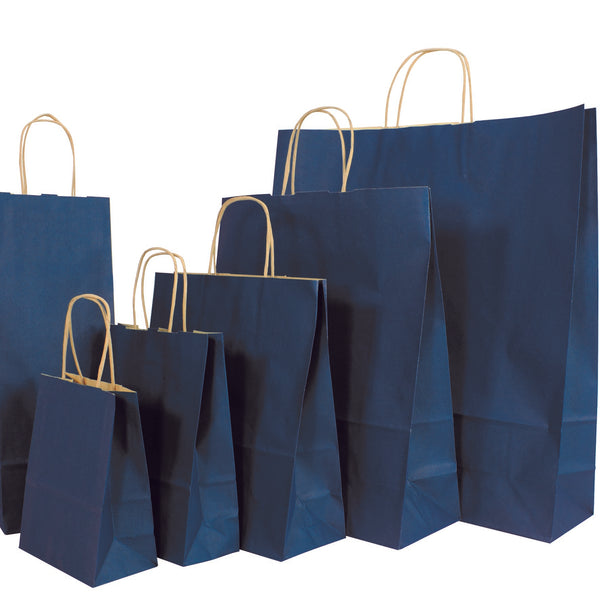 Kraft Bags from Kraft Colours range - Rayleigh Blue