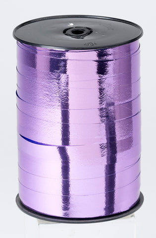 Metallic Purple Curling Ribbon (10mm x 250m)