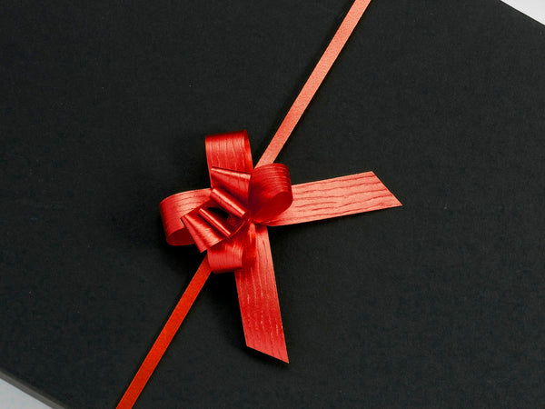 Paporlene Red Small Pull Bows