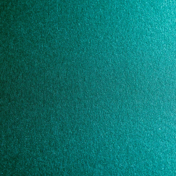 Gift Wrap Sheets - Pearlescent Xmas Green (250)