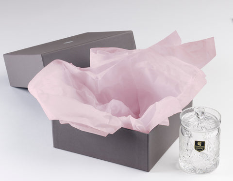 Kudos Premium Quality Light Pink Tissue Paper (Flat ream pack)