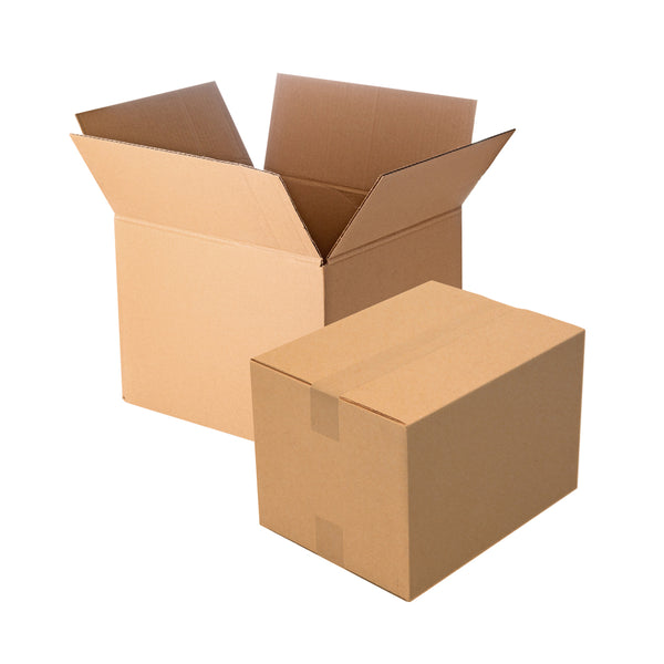 Plain Delivery Boxes, Double Wall corrugated