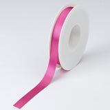 Plain Satin Cerise Ribbon