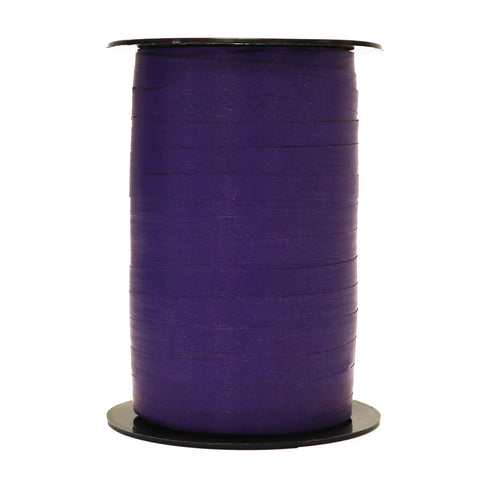 Paporlene Purple Curling Ribbon (7.5mm x 250m)