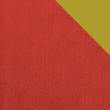 Kraft Colours Gift Wrap Sheets - Red/Gold Double-sided (250)