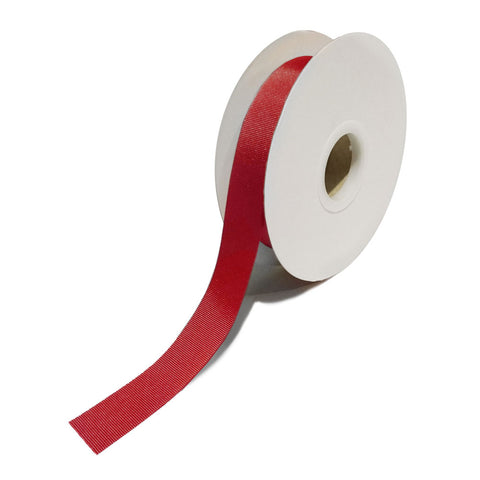 Grosgrain Cherry Ribbon (25mm x 25m)