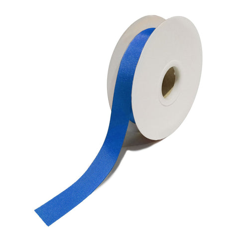 Grosgrain Royal Blue Ribbon (25mm x 25m)