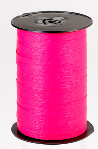 Paporlene Cerise Curling Ribbon (7.5mm x 250m)