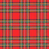 Royal Stewart Tartan Counter Roll