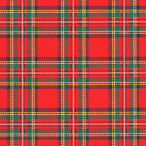 Royal Stewart Tartan Counter Roll (250m x 50cm)