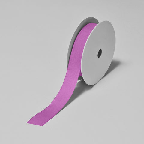 Biodegradable Tencel Ribbon - Cerise Pink