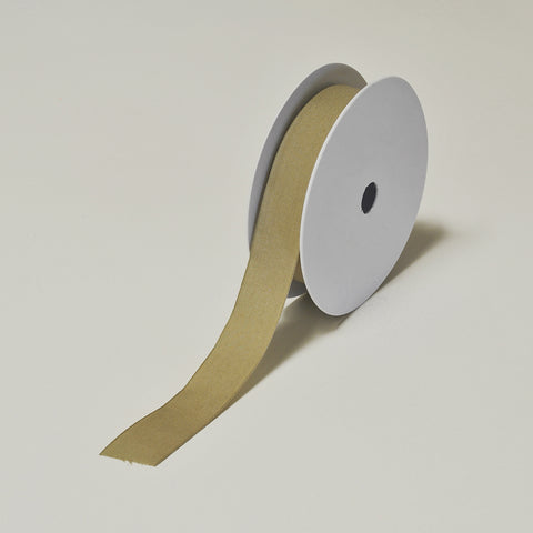 Biodegradable Tencel Ribbon - Gold