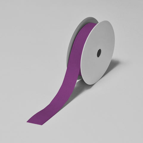 Biodegradable Tencel Ribbon - Purple