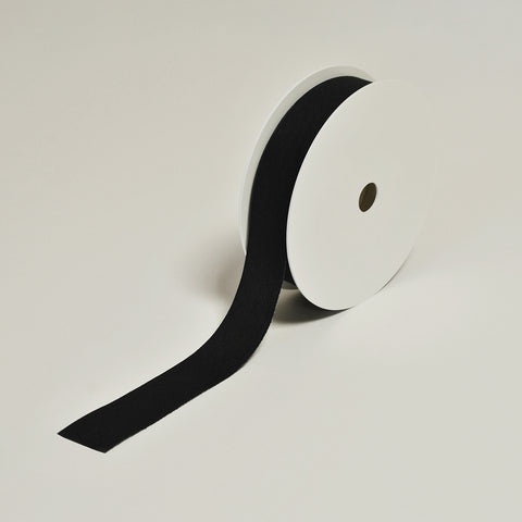 Biodegradable Tencel Ribbon - Black