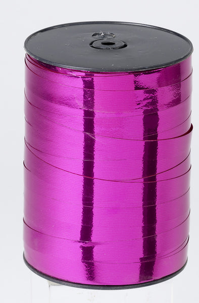 Metallic Cerise Curling Ribbon (10mm x 250m)