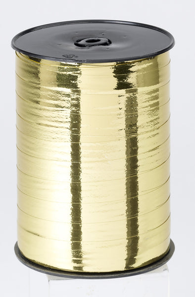 Metallic Gold Curling Ribbon (10mm x 250m)