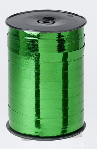 Metallic Green Curling Ribbon (10mm x 250m)