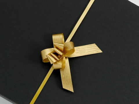 Paporlene Gold Small Pull Bows