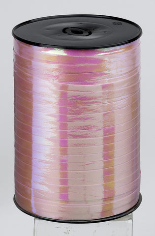 Pearl Light Pink Curling Ribbon (5mm x 500m)