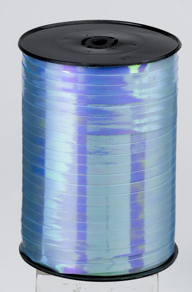 Pearl Light Blue Curling Ribbon (5mm x 500m)
