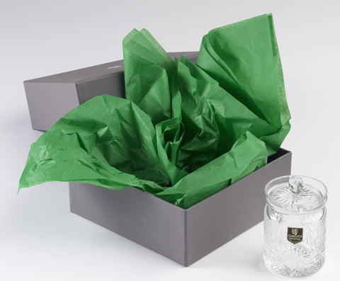 Kudos Premium Quality Green Tissue Paper (Flat ream pack)