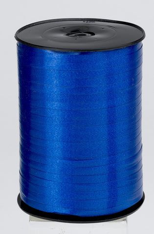 Plain Royal Blue Curling Ribbon (5mm x 500m)