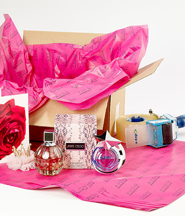 luxury gold gift wrapping