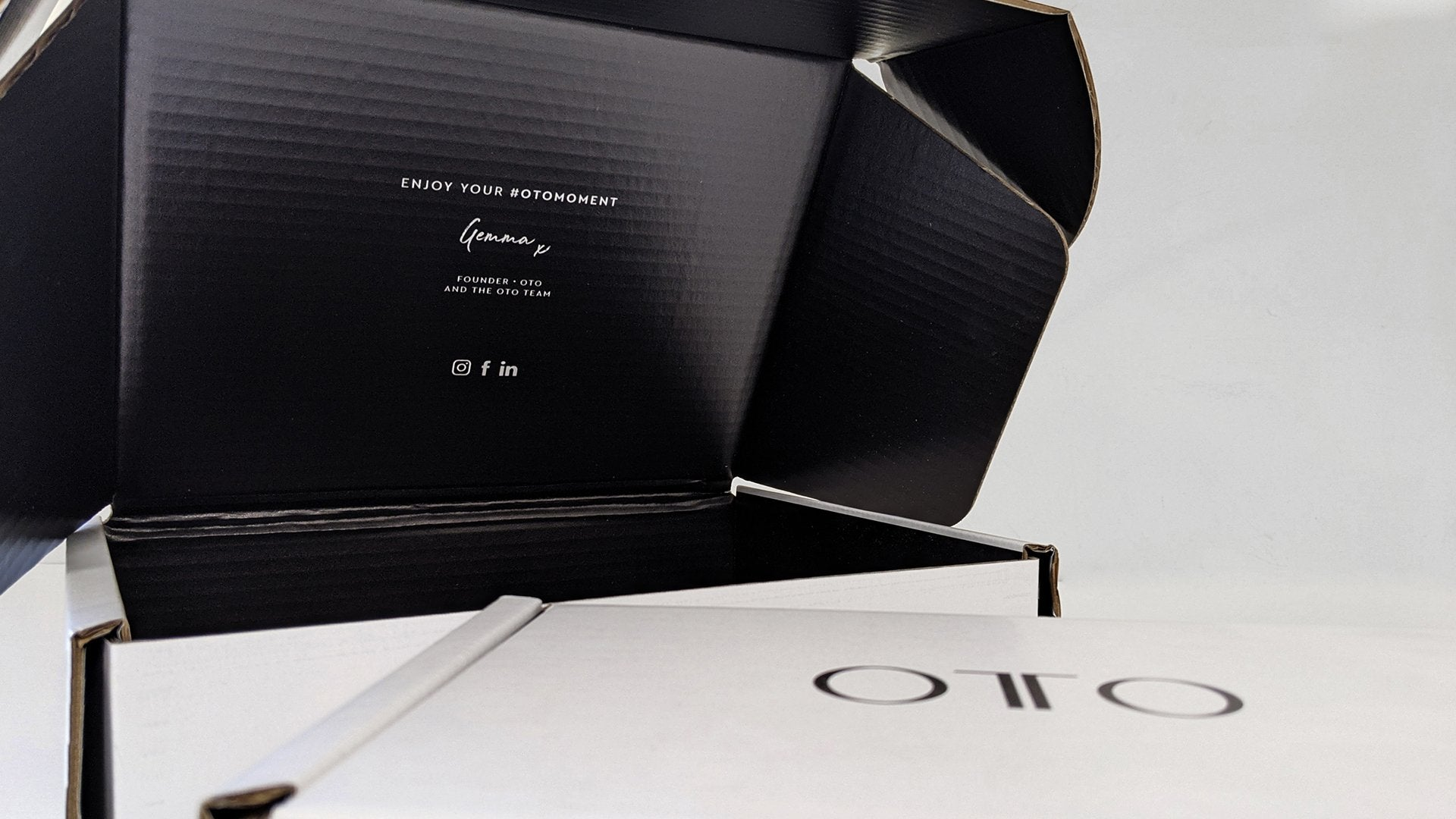 Building customer loyalty with a great unboxing experience
