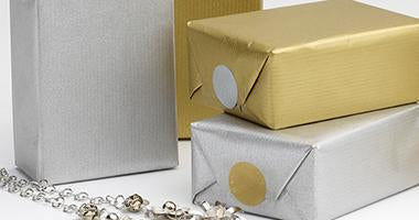 in store gift wrapping