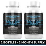 MCT OIL 3000 2-PACK - MusclePhenom Sports