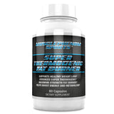 SUPER THERMOGENIC FAT BURNER - MusclePhenom Sports