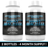 Horny Goat Weed Complex 1600 120 Capsules - MusclePhenom Sports