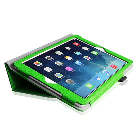 iPad Air Case - Slim Fit Leather Smart Cover