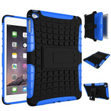 iPad Mini 4 Hybrid Shockproof Kickstand Case with kickstand Screen and Stylus Pen