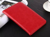 Luxury Ultra Slim Leather Case w/Auto Wake-up / Sleep Smart Cover for iPad 2 3 4 with Hand Strap Holder