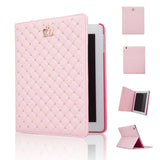 iPad 2 Leather Case Cover Flip Stand For iPad 4 iPad 3