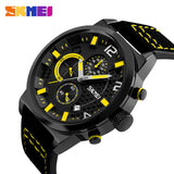 2017 SKMEI Top Brand Men's Fashion Casual Sport Watches Men Waterproof  Quartz Watch Man military Clock Relogio Masculino