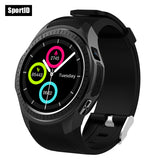 Smart Watch Wen Compass Wristwatch Women L1 Bluetooth Bracelet Heart Rate Monitor GPS Sports Fitness Tracker Support 2G SIM Card