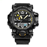 New Watch Men G Style Waterproof Sports Casual Fashion Watches Men's Analog Quartz Digital Watches